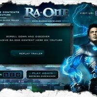 A one-of-a-kind Ra.One Experience!