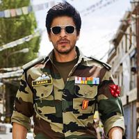 Shah Rukh Khan's New Look in Yash Raj Film: Army Officer Samar