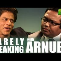 Shah Rukh Khan @ Barely Speaking with Arnub [Fun Alert]