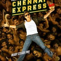 Chennai Express Movie Poster and Wallpapers